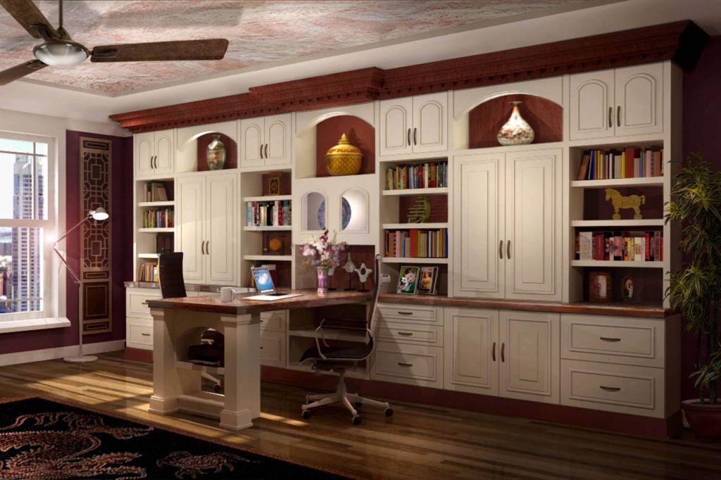 Schreibtisch Home Office 2021