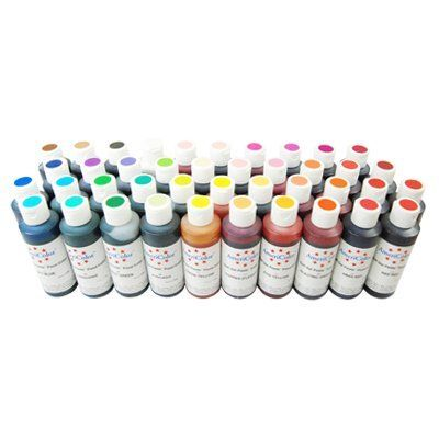 Gel Paste food Coloring - Americolor | Cakes in 2019 | Food ...