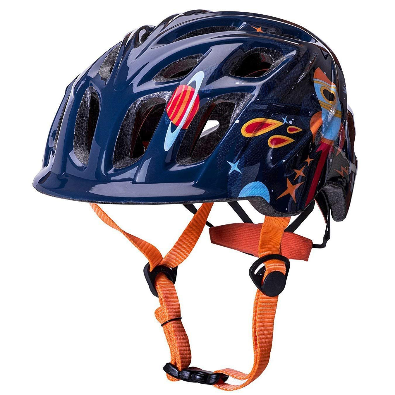 100 Trajecta Bike Helmet 2020 Large In Black Polyester In