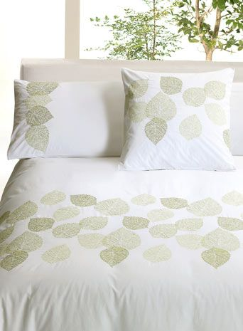 Perfect For The Linden Leaf Obsessed Margaret Muir Leaves Duvet Cover Design