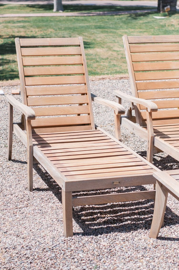 Outdoor Living Season Is Here And What Better Way To Celebrate Than Re Your Beat Up Teak Patio Furniture Its Former Glory