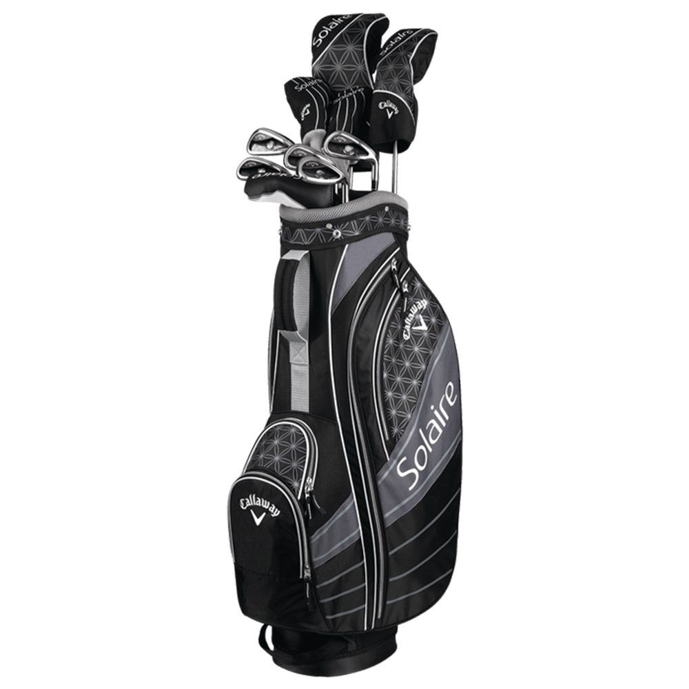 Golf Clubs - Callaway Golf 2018 Solaire Package Set 11 ...