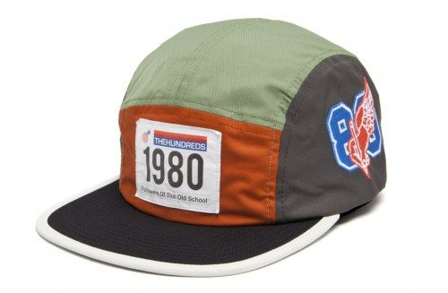 d15afe95fc1 The Hundreds 1980 5 Panel Skater Cap Snapback  TheHundreds  BaseballCap   Skatewear  Streetwear