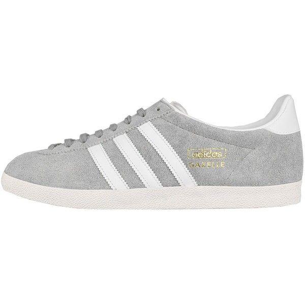 Impegno ricchezza Leggero  Adidas Originals Gazelle OG Suede Trainers Aluminium Grey   Adidas shoes  originals, Suede trainers, Suede leather shoes
