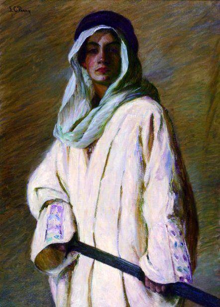 Lilla Cabot Perry (1848 – 1933) - Kahlil Gibran
