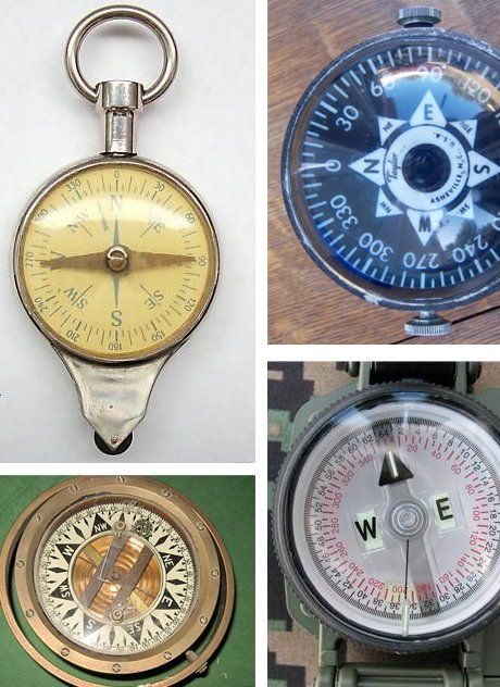 Compasses Compass Compass Navigation Adventure Gear
