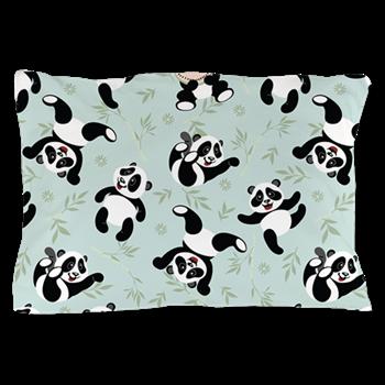 panda pillow custom pillow cases