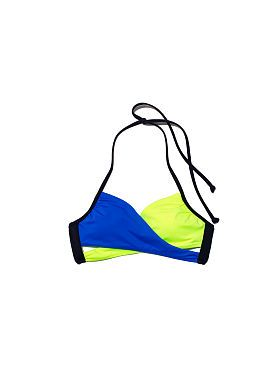 Body Wrap Top- from PINK color: neon lemon combo (P65) $38.95 *FIND A COUPON**