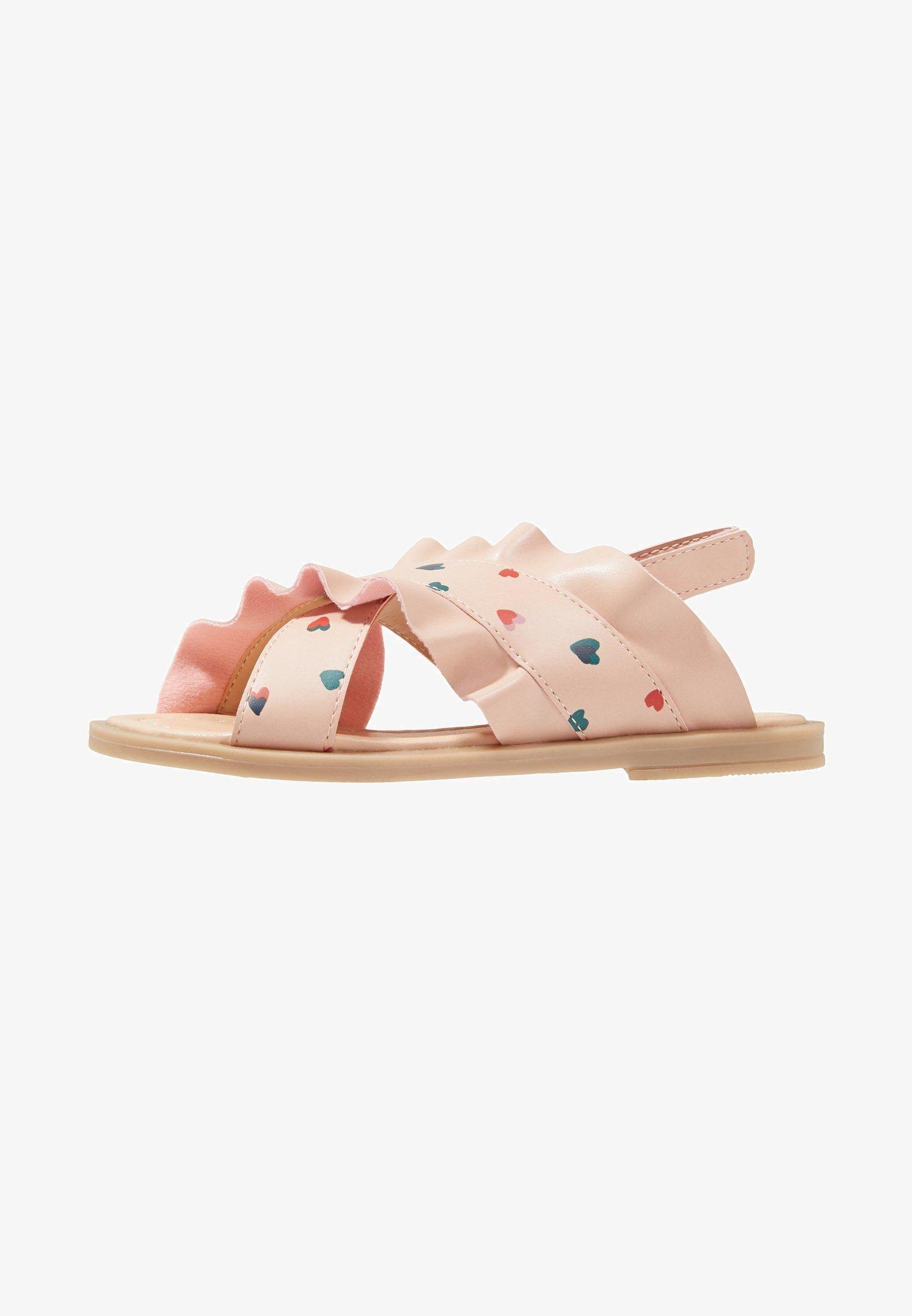 Friboo Morby Belt Sandal Rose Zalando De Schuhe Baby Kunstleder Leder