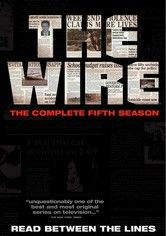 The Wire (2003) for Rent on DVD and Blu-ray - DVD Netflix