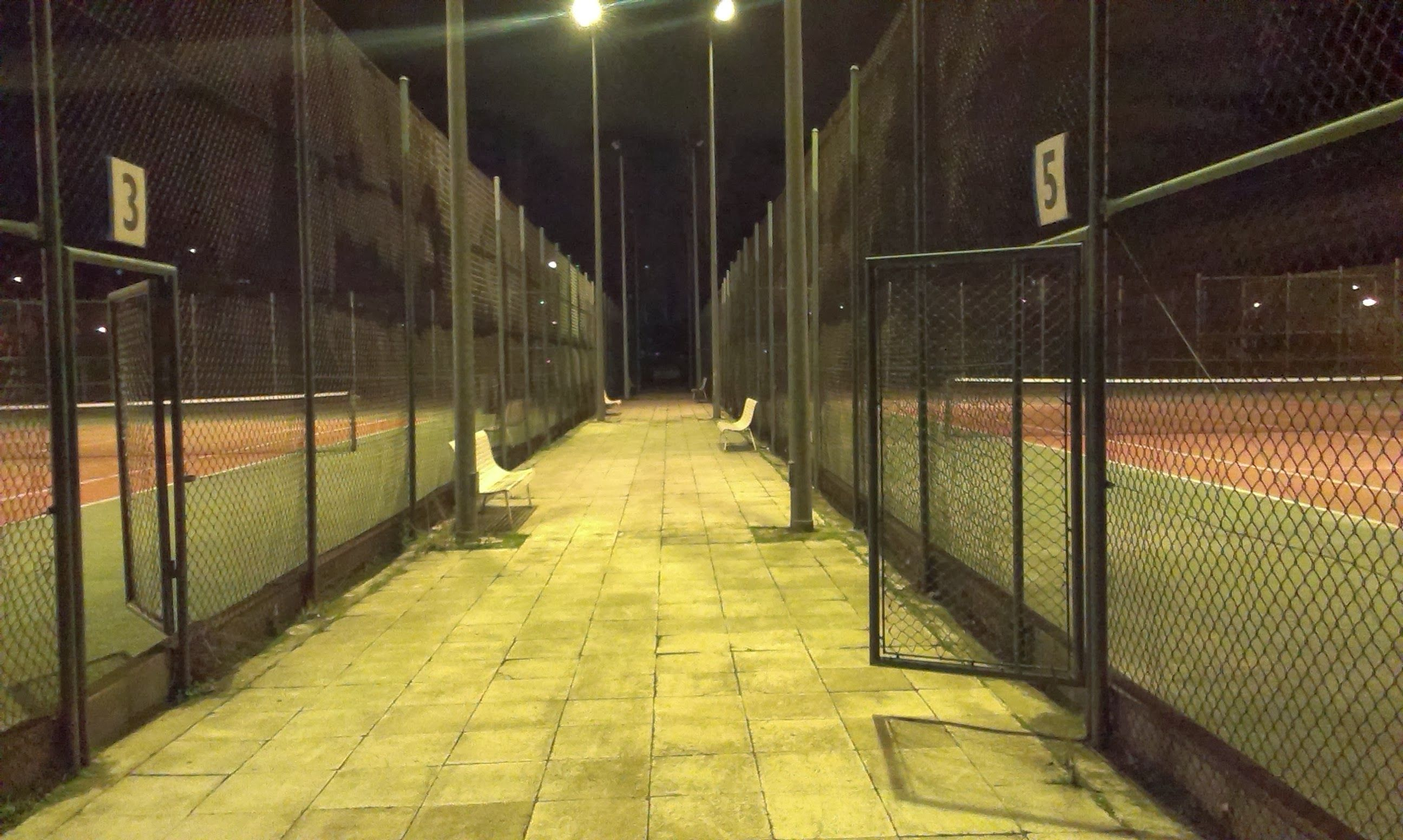 Tenis?