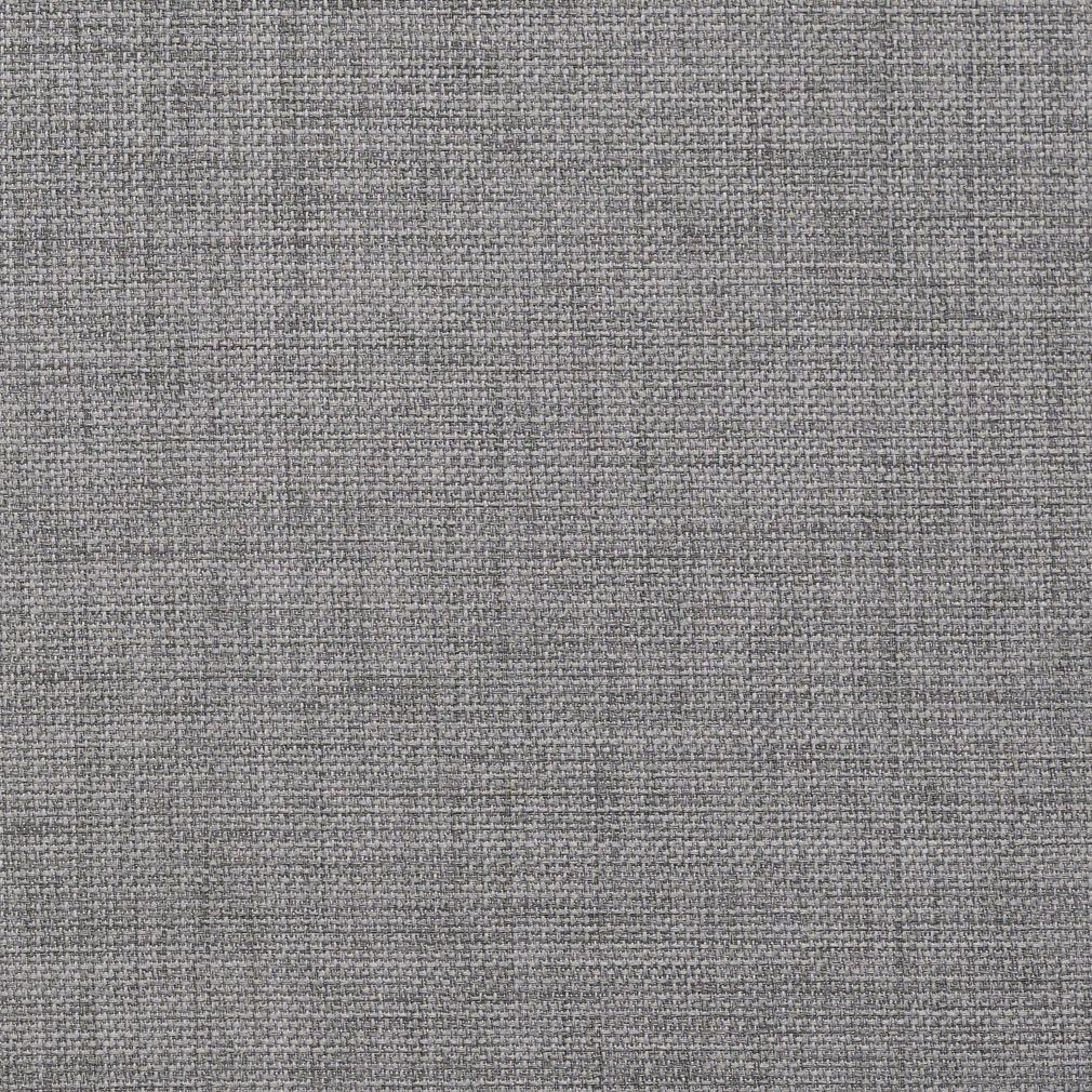 Sofa Fabric: Grey Textured Solid Outdoor Print Upholstery Fabric By The