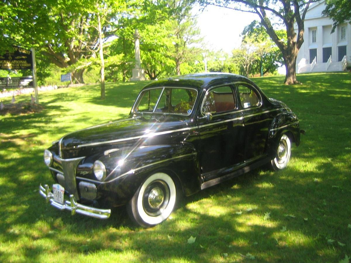 1941 Ford Super Deluxe SUPER DELUXE COUPE..Re-pin brought to you by ...