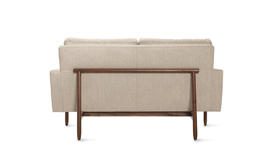 Raleigh Sofa In Pebble Weave (Buff), Design Within Reach. Jeffrey Bernett  And
