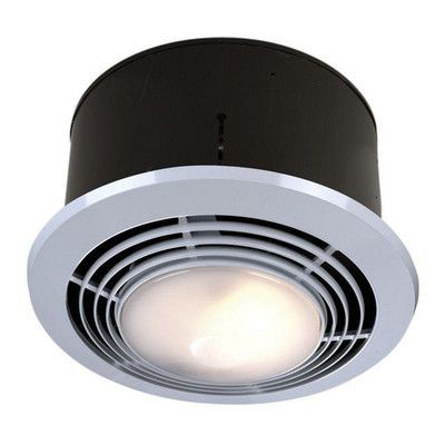Bqnu 70 Cfm Bathroom Fan With Light Bathroom Fan Light Exhaust