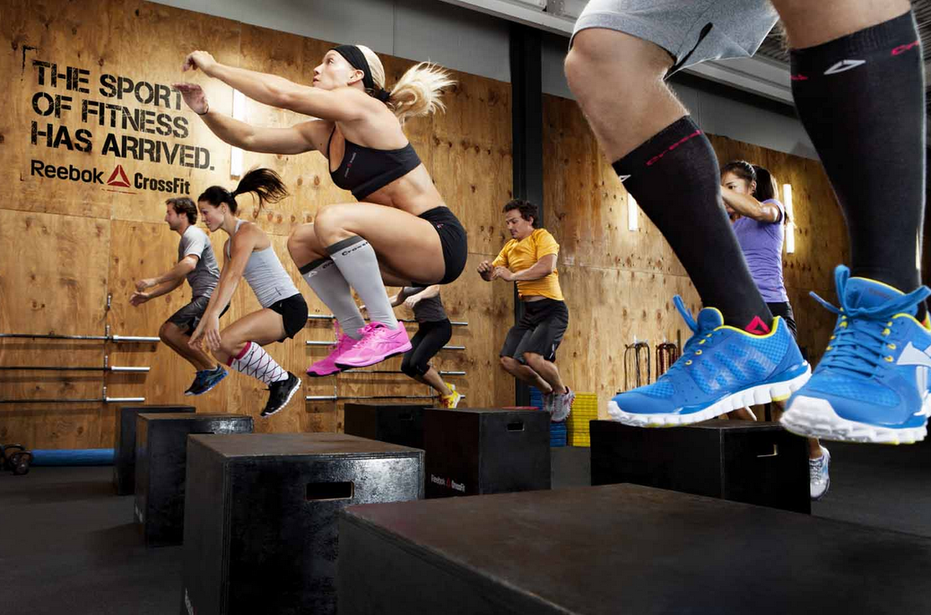 Blame CrossFit. Compression-style kneesocks have become de rigueur at fitness studios across Los Angeles.