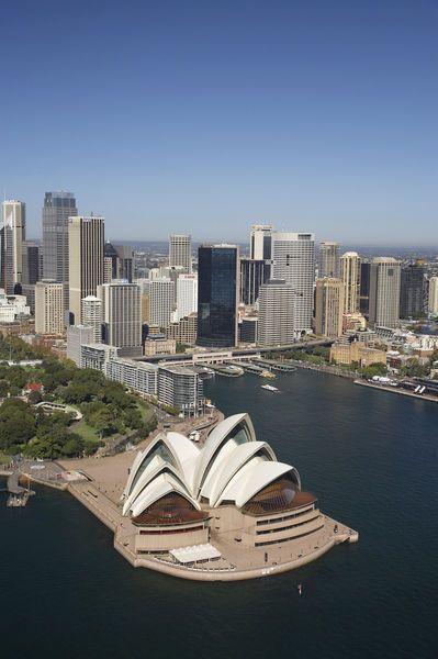 1f45aa4bdafc170050a25457716f7272 - Sydney Opera House To Botanic Gardens Walk