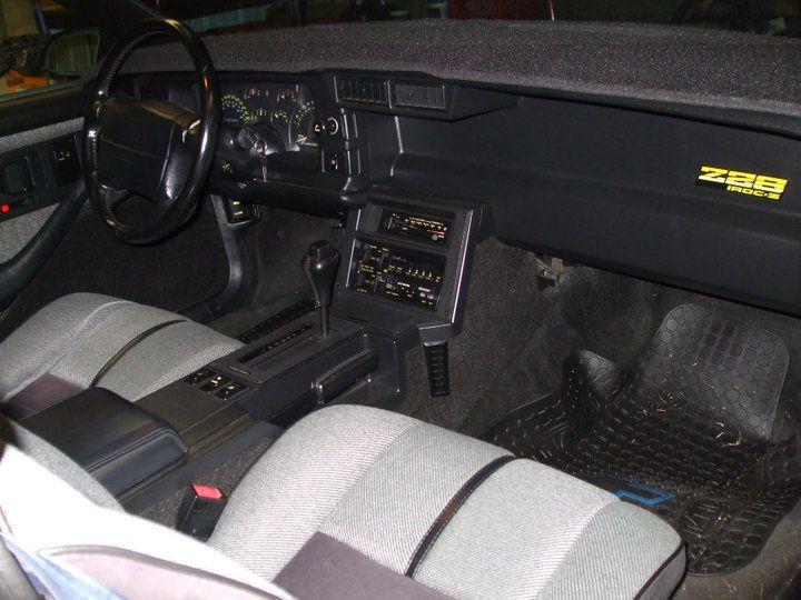 1990 chevrolet camaro interior pictures cargurus chevrolet camaro camaro interior camaro 1990 chevrolet camaro interior