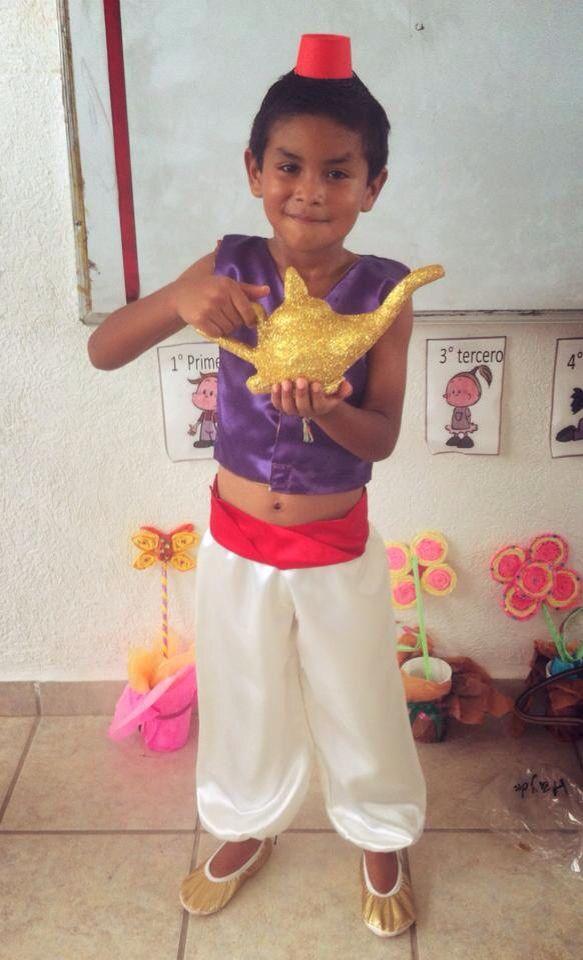 42ebac996 Disfraz Aladdin pobre   disfraces en 2019   Aladdin, Disfraces y Aladino
