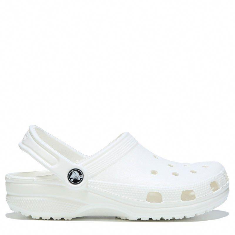 a59a80621 Crocs Women s Classic Clog Shoes (White) - 11.0 M  crocsshoesclogsstyle   crocsshoesclogswoman