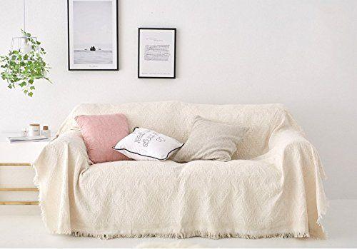 Amazon Com Basong 1 Piece Creamy White Multi Purpose Sofa Cushion