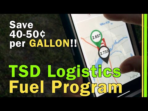1967 Rv Living Tsd Logistics Fuel Program Electronic Funds Source Card Rv Diesel Fuel Savings Ep96 Youtube Diesel Fuel Logistics Rv