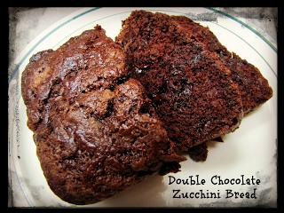 EatYourHeartOut: Double Chocolate Zucchini Bread