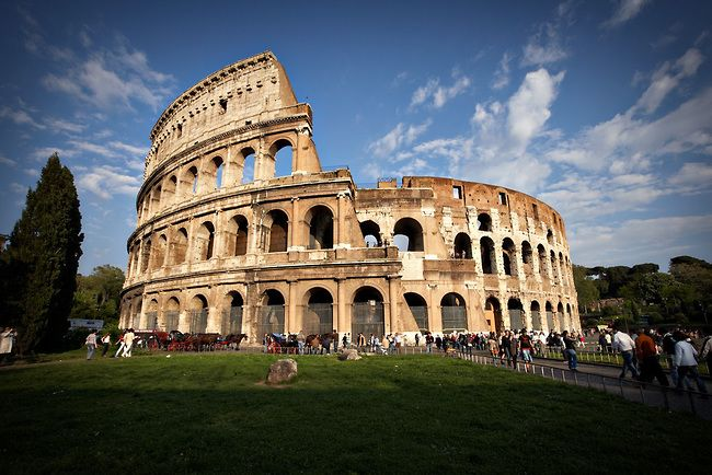 Colosseum in Rome, Italy © John Bragg Photography