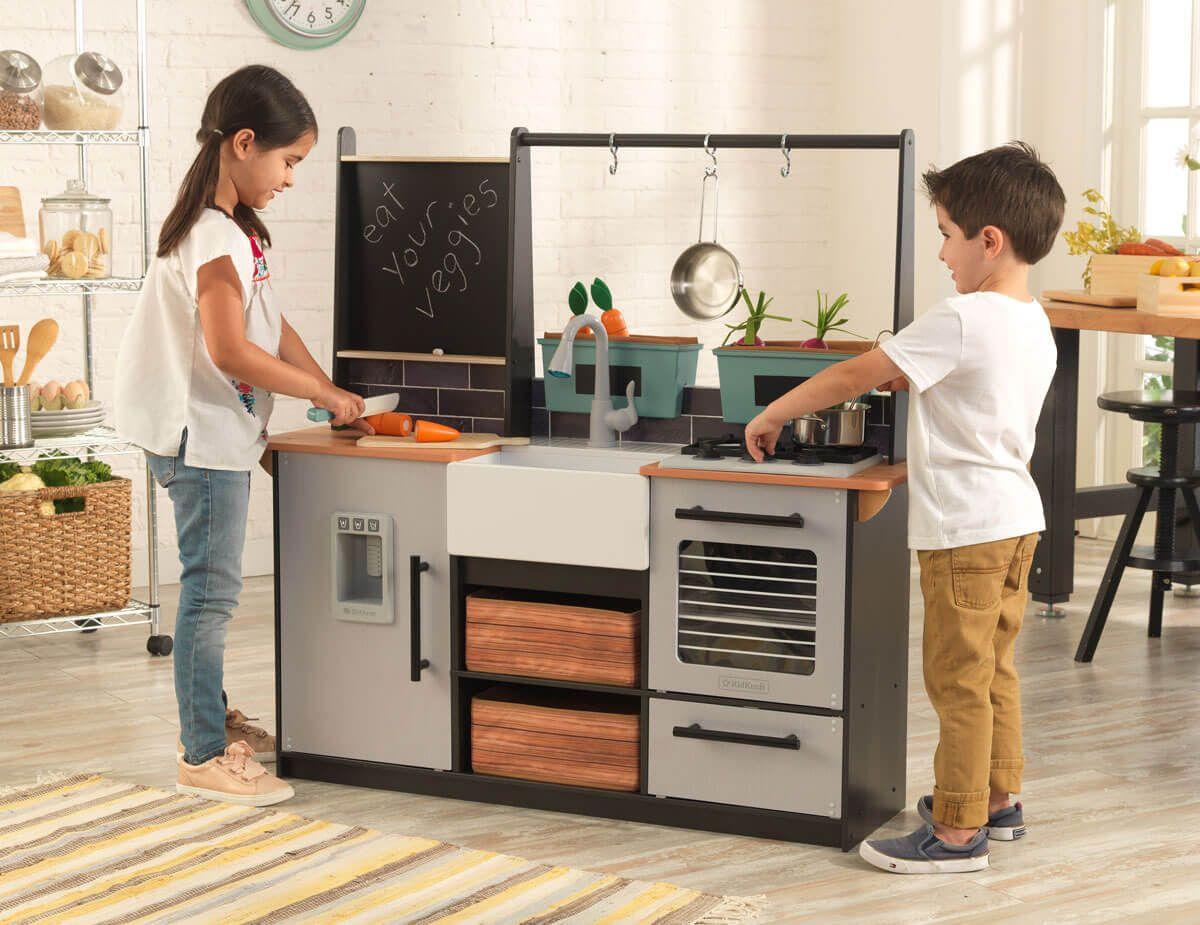 KidKraft Farm to Table Play Kitchen 89.98! Play kitchen