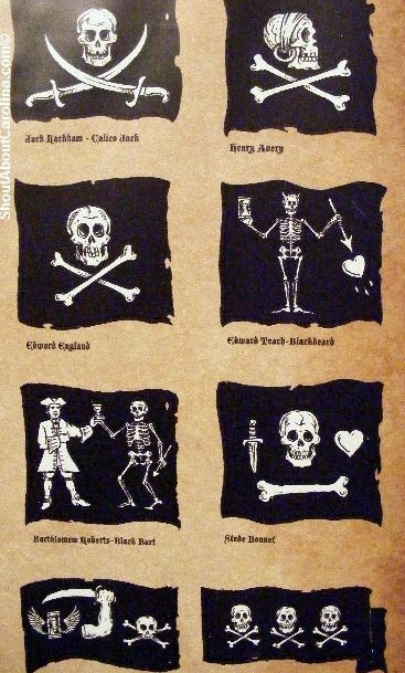 Banderas pirata famosas. … | Piratas in 2019…