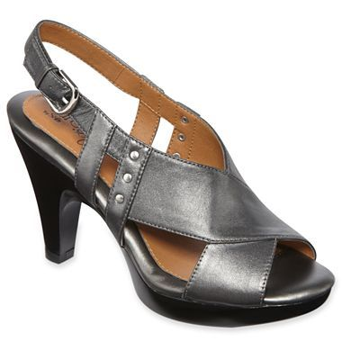Eurosoft By Sofft Freda Leather Comfort Sandals Jcpenney With