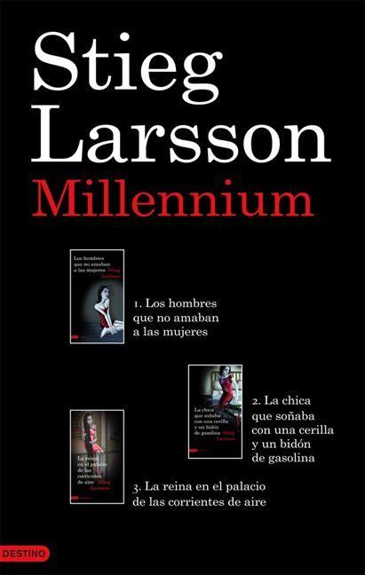 Trilogía Millennium Ebook Stieg Larsson Trilogía Libros Libro Online