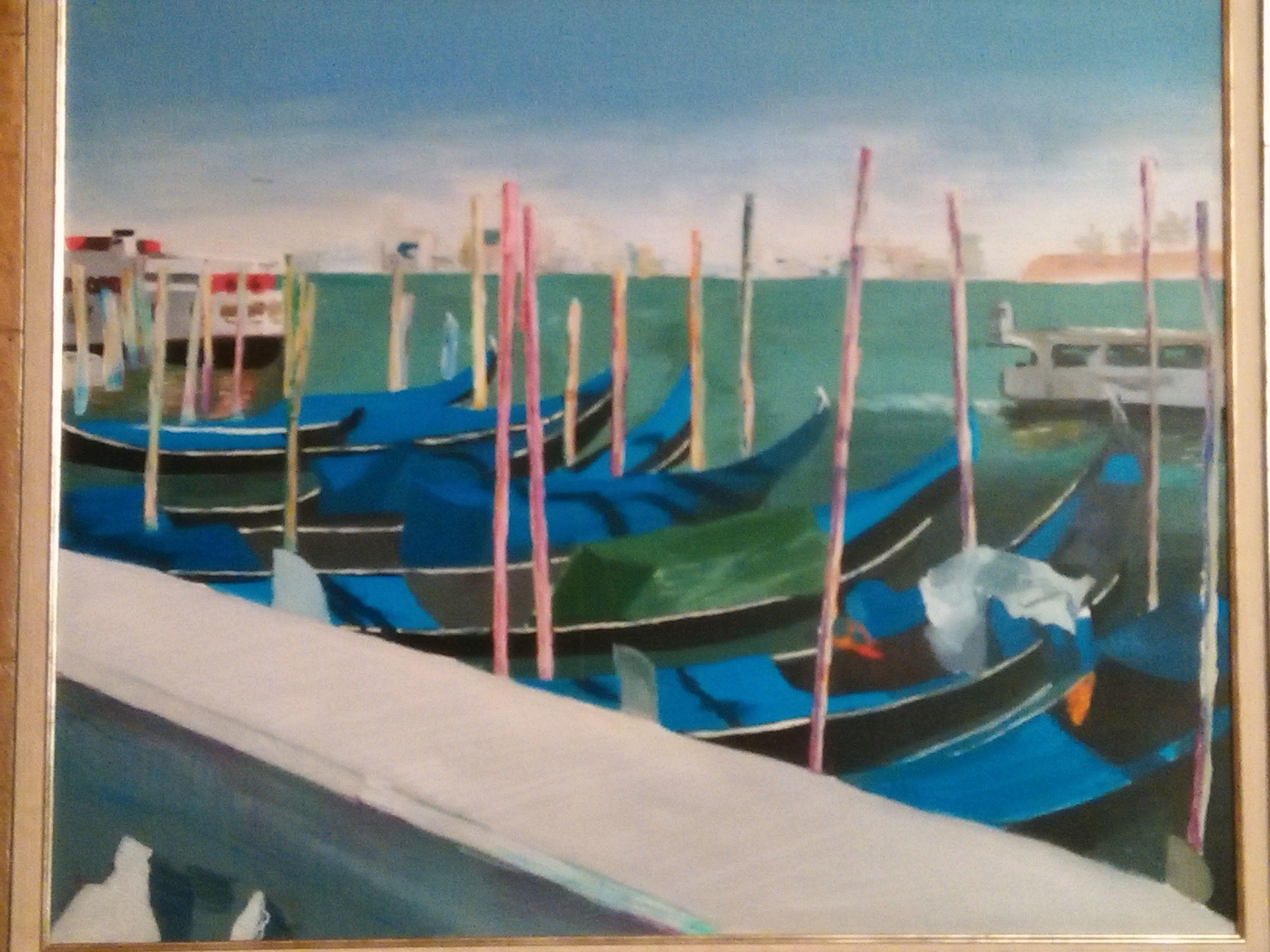 Venecia. Por Charo Onieva