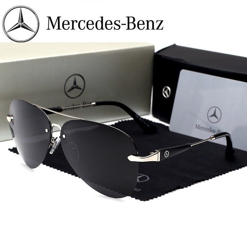 Mercedes Men/'s Sunglasses Sports Driving Classic Outdoor Luxury Glasses UK
