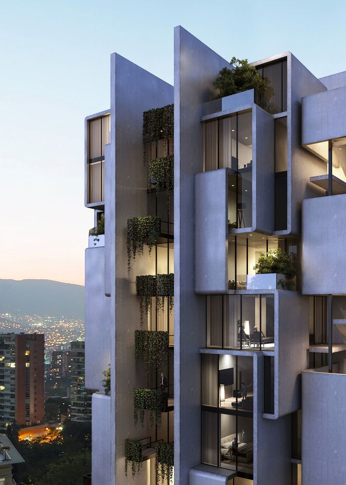 Gallery of A Vertical Neighborhood in Tehran and a Zero Emission House on the Beach: 9 Unbuilt Projects Submitted by our Readers  – 2