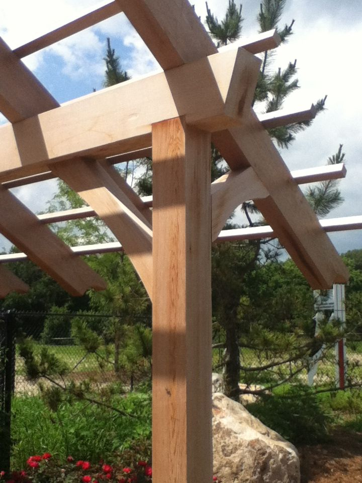Best Pergola With Shed Style Pitched Roof Finally Found Out 640 x 480