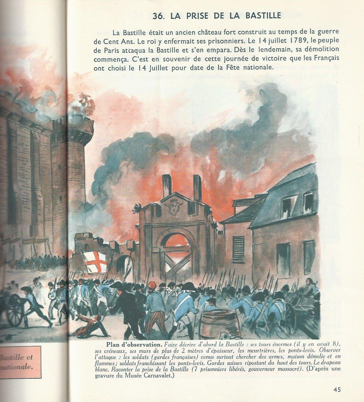 Ozouf Leterrier Images D Histoire Ce1 1954 Histoire En Images Histoire Histoire Ancienne