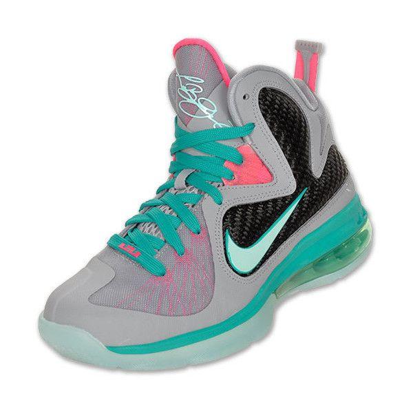Nike LeBron 9 Kids\u0027 Basketball Shoes ($21) ? liked on Polyvore