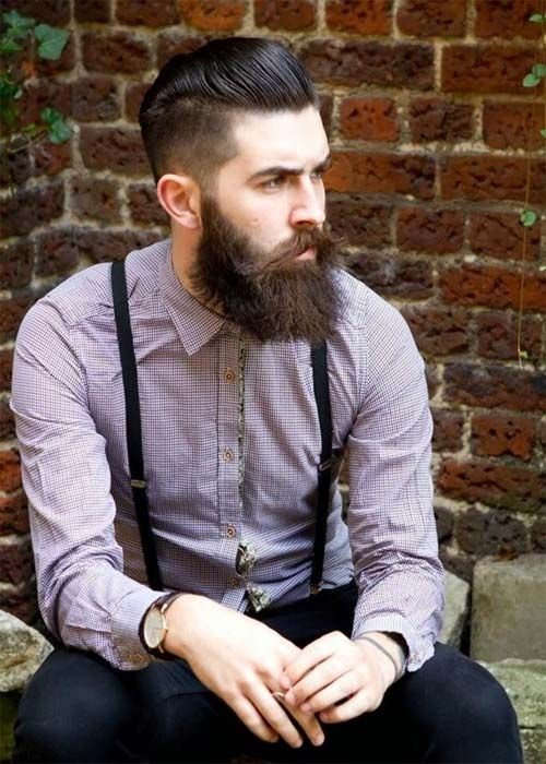 Coupe de cheveux hipster homme