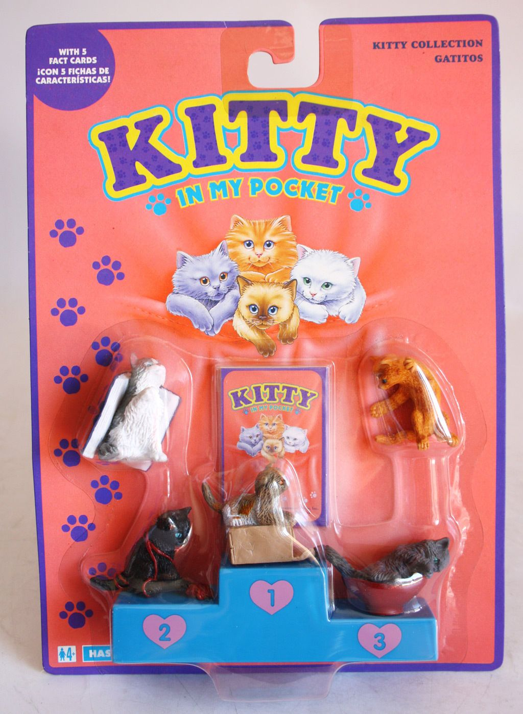 Kitty In My Pocket Childhood Toys My Childhood Memories 90s Childhood