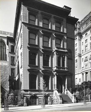 The Lost John D Rockefeller Mansion No 4 West 54th Street