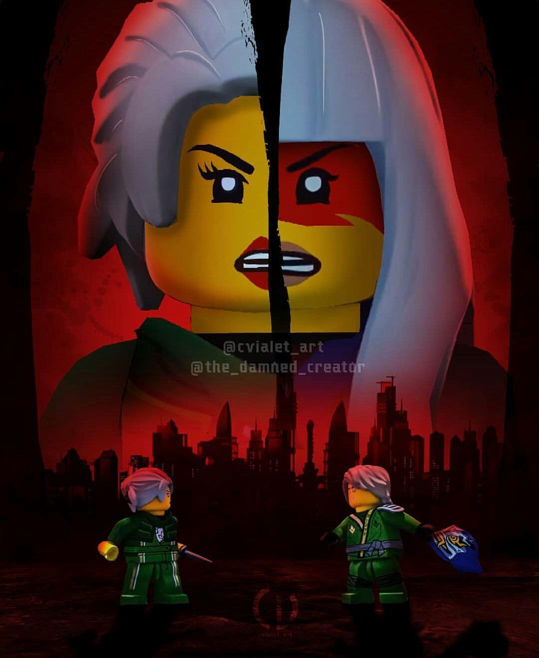 Lego Ninjago Season 8 Lego Ninjago Season 9 Lloyd Harumi