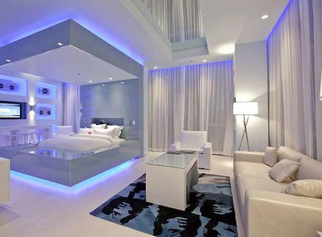 Captivating Bedroom Lighting