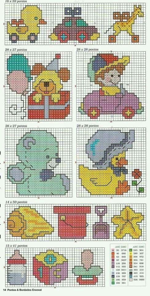 Pin von silvia penados auf Cross-stitch | Pinterest | Decken und Kind