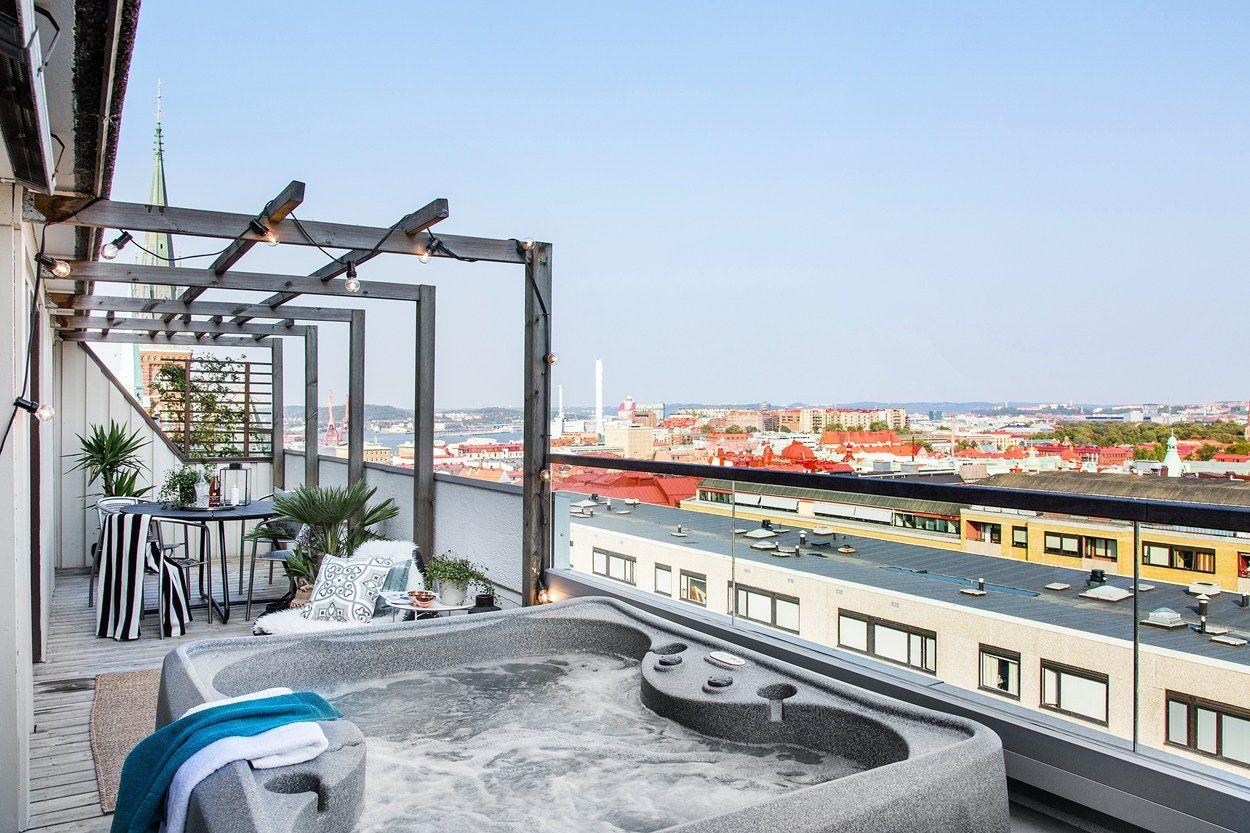 Balkon Met Jacuzzi : Balkon met jacuzzi! balkon pinterest