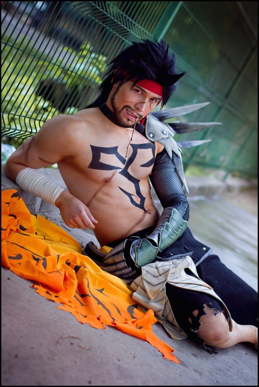 Sexy Male Cosplay