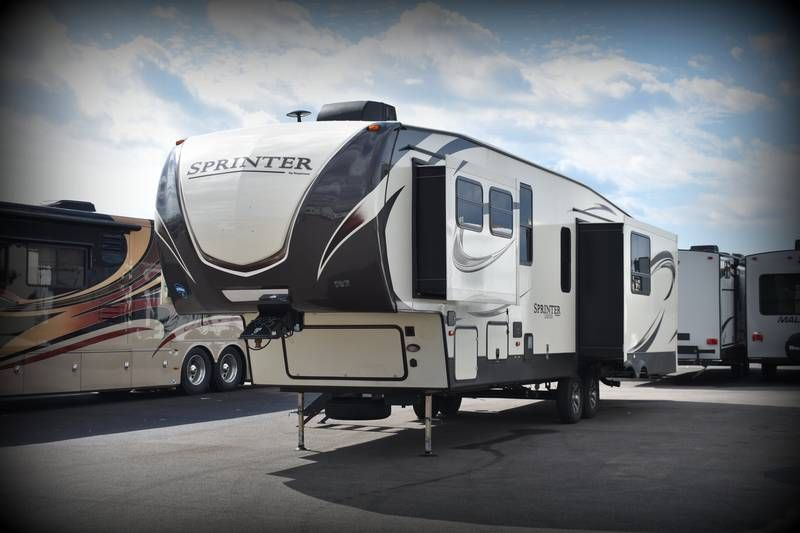 2018 Keystone Sprinter Limited 3551fwmls For Sale Roanoke Va