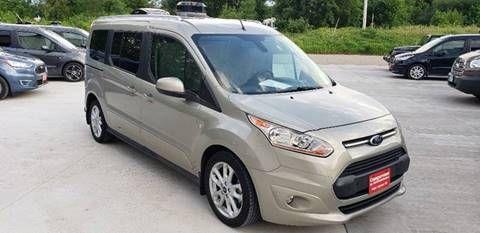 2016 Ford Transit Connect Campervan Mini T Camper Van For Sale In