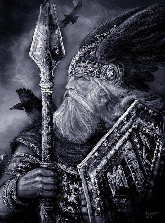 Vikings. ODIN King of Scandanavia. His father,  FRITHUWALD King of the Trojans was the supreme ruler of the Scythians, in Asaland, or Asaheim, Turkestan, between the Euxine and Casdpian Seas, in Asia. My GGF, djk.