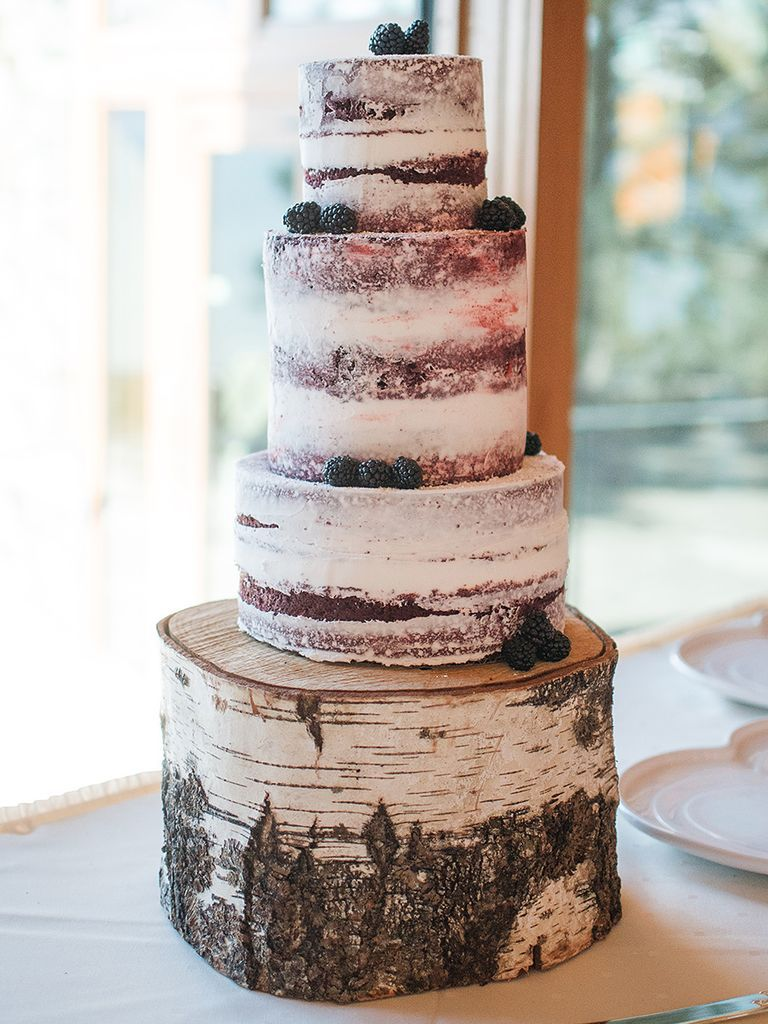 Rustic wedding cake ideas and inspiration junglespirit Image collections
